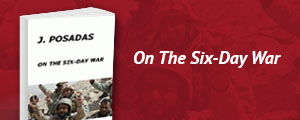 On the six day war book