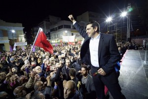 Tsipras wins the elections