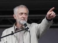 Jeremy Corbyn argues carefully