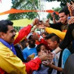 Nicolas Maduro addresses Youth organisations