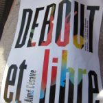Debout on 1st May 2016 Paris.