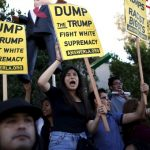 Mexicans protest against White Supremacy