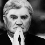 Aneurin Bevan, minister of Health under Attlee, 1945-51. Introduced the NHS