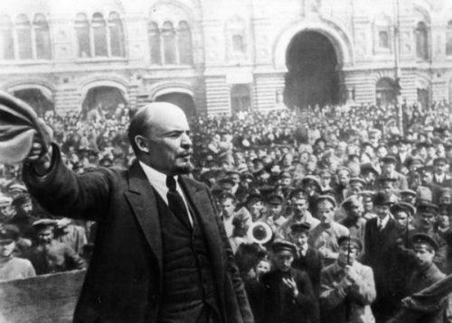 Lenin in 1917