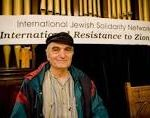 Moshe is a Jewish militant for justice for the Palestinians.