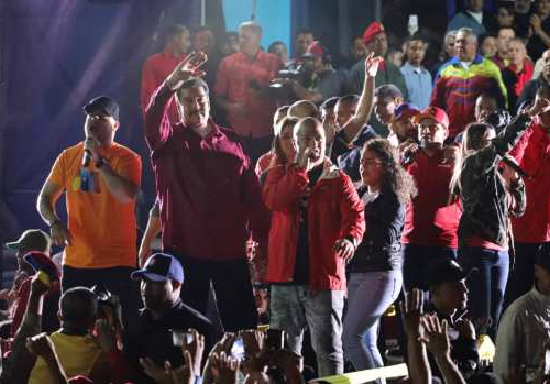 Venezuela - Maduro wins the presidential elections of May 2018