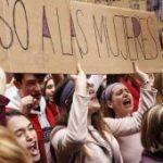 The Women's General Strike in Barcelona, 8.3.18