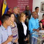 Gran Mision bario Nuevo Tricolor, Meeting of 27.12.18. Aristobulo Isturiz speaks for the Social Territorial area of Sucre.
