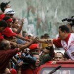 Chavez meets the masses that support him, 7.2.2019, Caracas