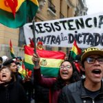The masses of Bolivia mobilise against the coup