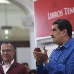 Nicolas Maduro and Ernesto Villegas welcome the Manifesto and close the Filven.