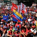 16.11.19: 600,000 demonstrate in Caracas in solidarity with Evo Morales of Bolivia