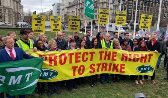 Railway Workers seeking another strike against job losses, 19.12.19
