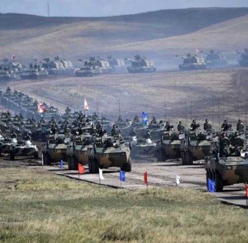 Nato Manoeuvres