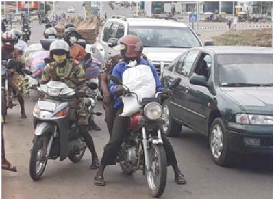 Bénin-ruée-population-sur-masques