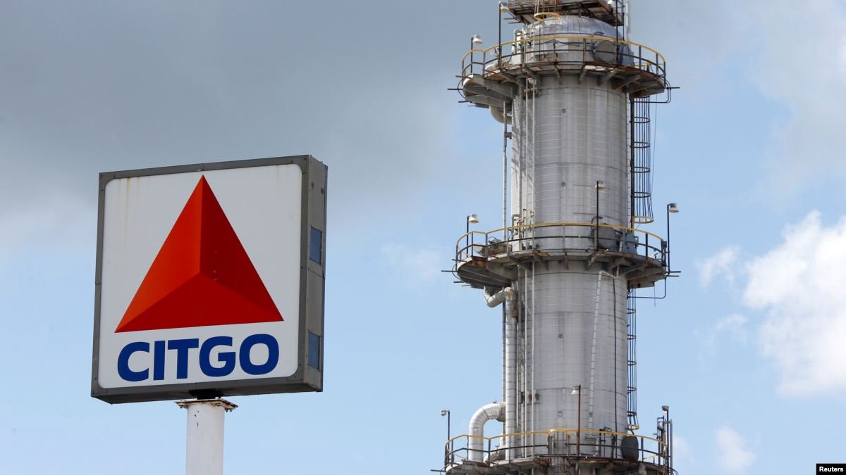 Citgo has 3 refineries